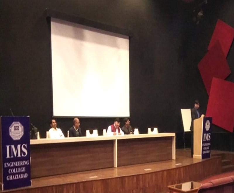 Workshop on Benefits of being members of Professional Engineering Bodies on 16/02/2018