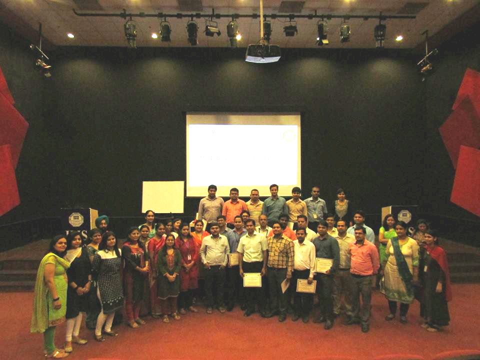 Faculty Development Programme (FDP) (12th June 2017 to 16th June 2017)
