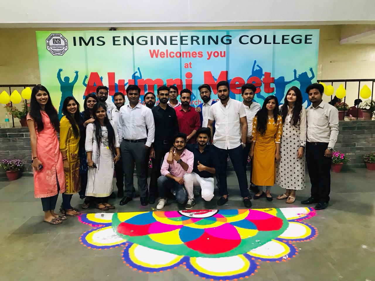 Alumni Meet (31 March 2019)
