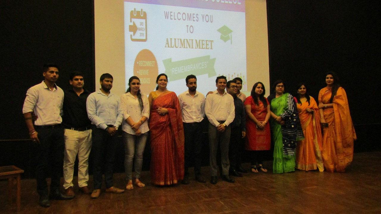 Alumni Meet 2018