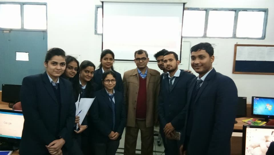 Workshop on Digital Marketing - conducted in association with ATS learning in January 2018