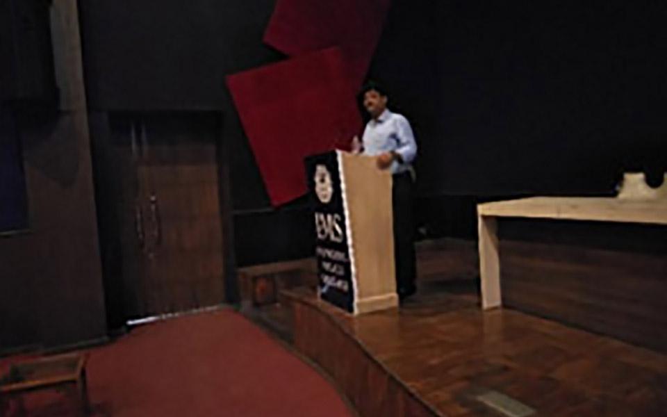 Alumni Talk on 03 Aug 2018