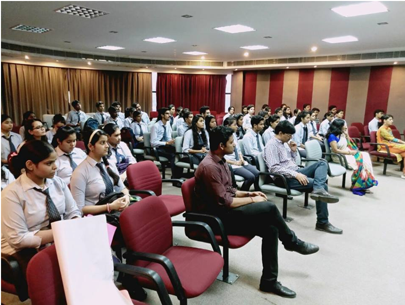 Guest Lecture by Mr. Ankit Sharma