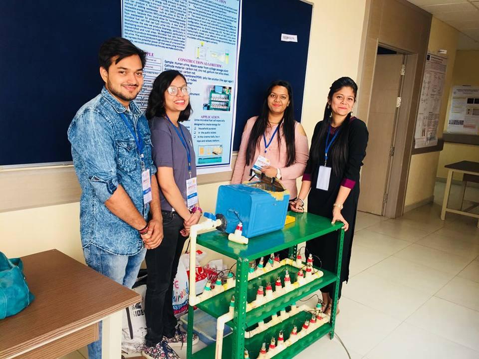IMSEC Ghaziabad Student Project Exhibition on Engineering Design